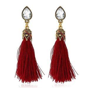 Jewelry - NEW boho tassel earrings